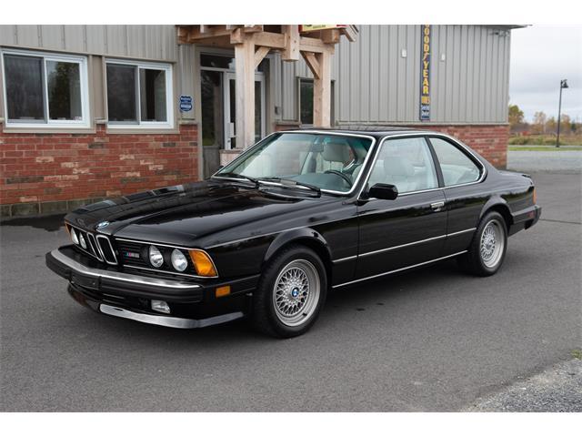 1987 BMW M6 (CC-1413584) for sale in SUDBURY, Ontario