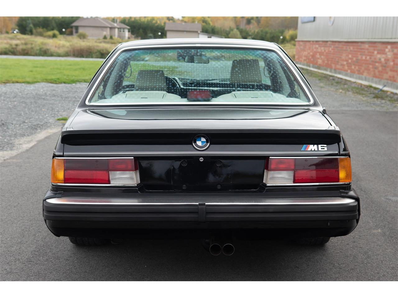 1987 BMW M6 (CC-1413584) for sale in SUDBURY, Ontario
