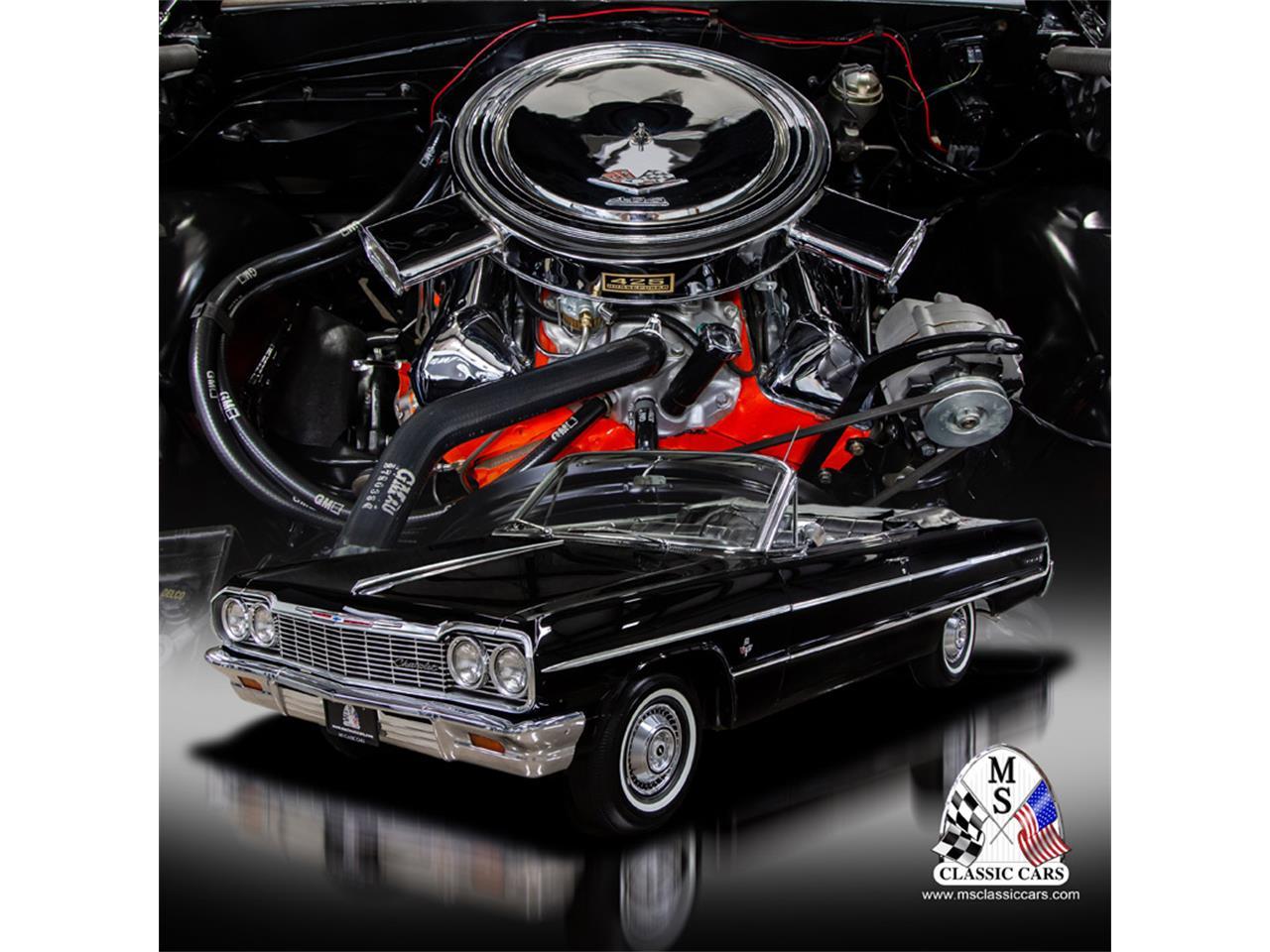 1964 Chevrolet Impala (CC-1413585) for sale in Seekonk, Massachusetts