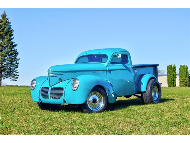 1941 Willys Pickup