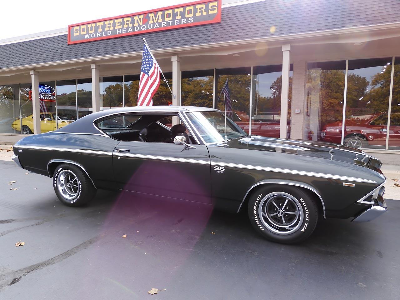 1969 Chevrolet Chevelle (CC-1413595) for sale in Clarkston, Michigan