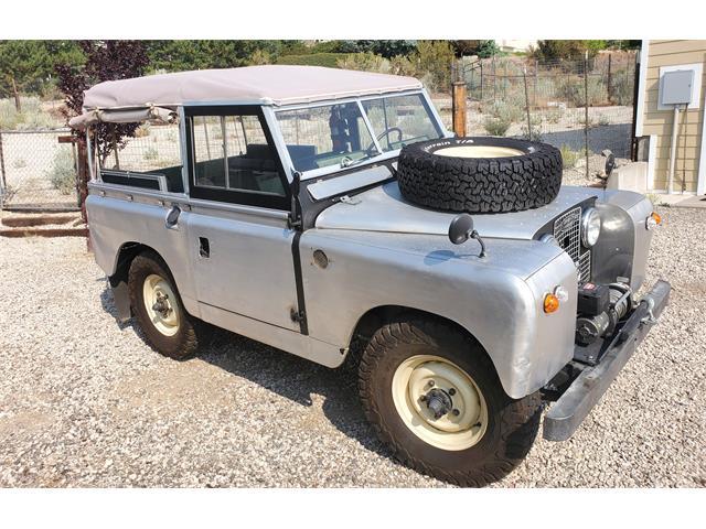 1961 Land Rover Series IIA (CC-1413597) for sale in Carson City, Nevada