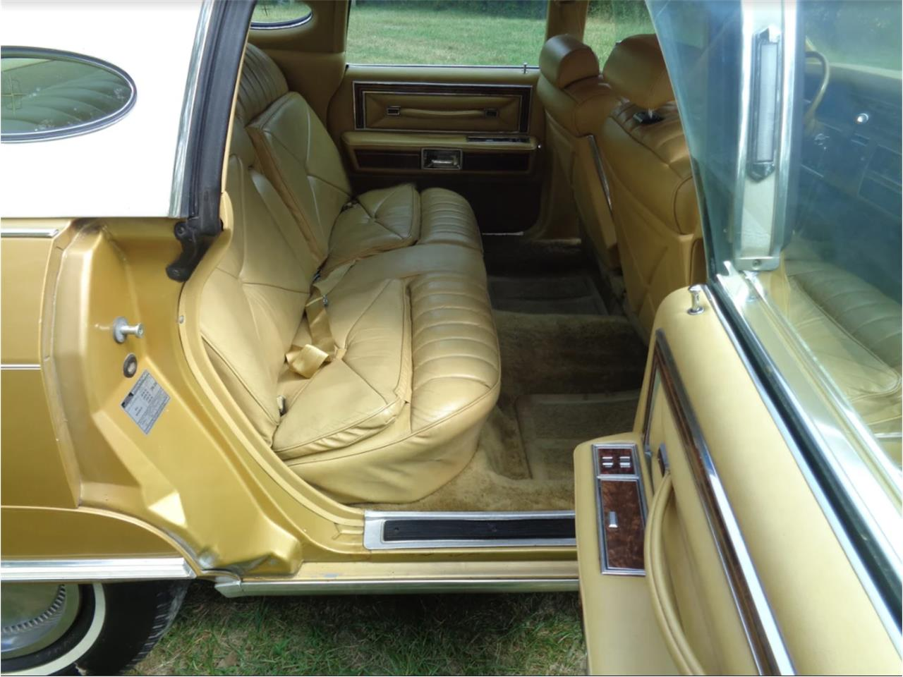 1977 Lincoln Town Car (CC-1410036) for sale in AMES, Iowa