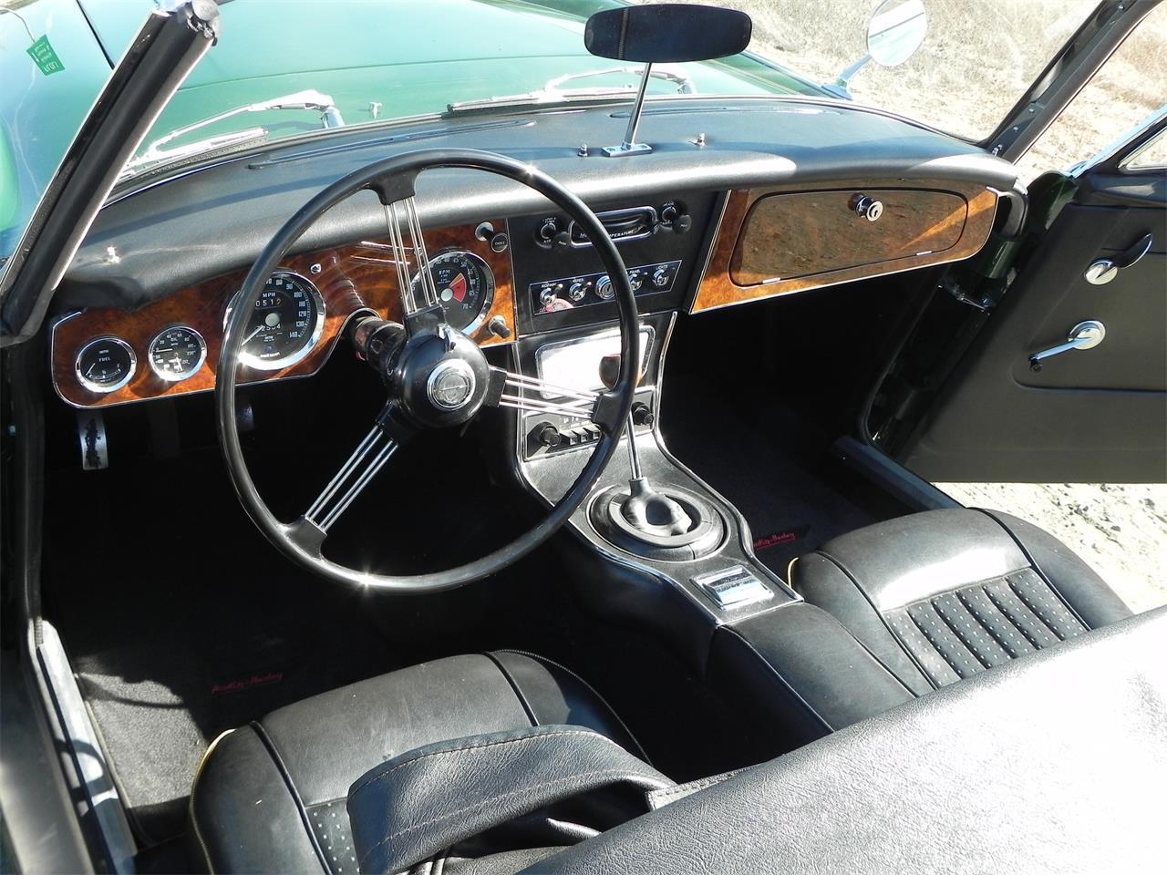 1967 Austin-Healey 3000 Mark III BJ8 (CC-1413605) for sale in Redwood City, California