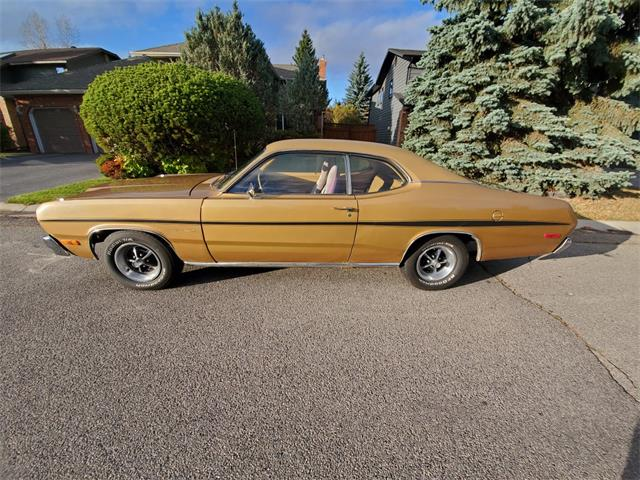 1973 Plymouth Duster (CC-1413611) for sale in Calgary, Alberta