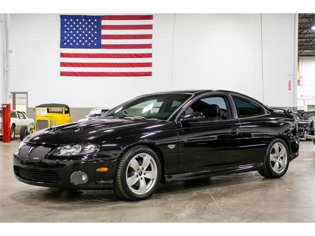 2006 Pontiac GTO (CC-1413615) for sale in Kentwood, Michigan