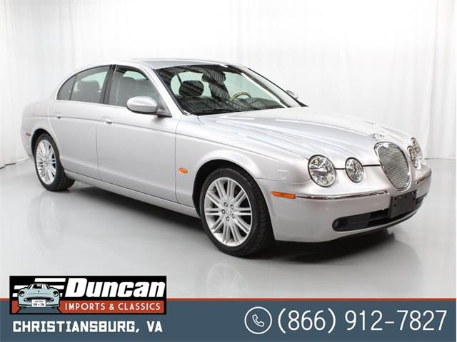 2005 Jaguar S-Type (CC-1413616) for sale in Christiansburg, Virginia