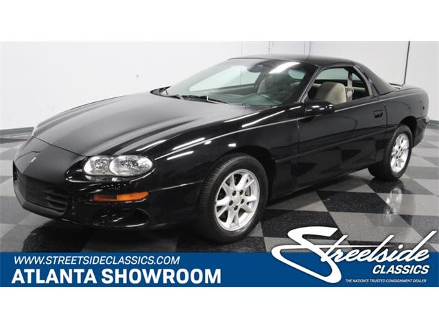 2001 Chevrolet Camaro (CC-1413639) for sale in Lithia Springs, Georgia