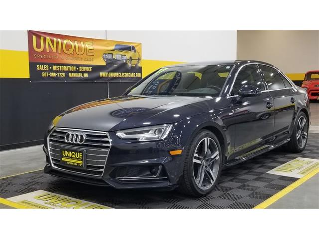 2017 Audi A4 (CC-1413665) for sale in Mankato, Minnesota