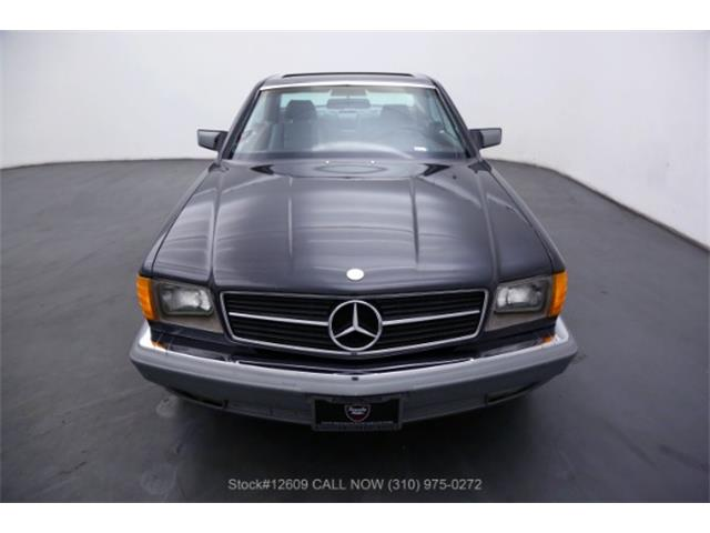 1985 Mercedes-Benz 500SEC (CC-1413673) for sale in Beverly Hills, California