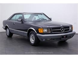 1985 Mercedes-Benz 500SEC (CC-1413673) for sale in Beverly Hills, California