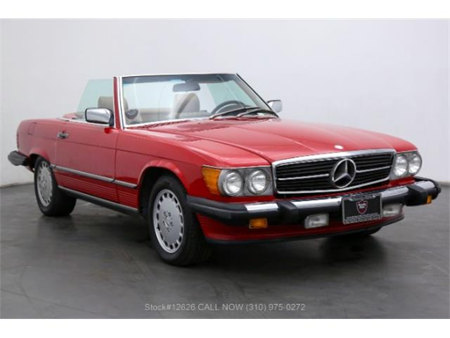 1986 Mercedes-Benz 560SL (CC-1413674) for sale in Beverly Hills, California