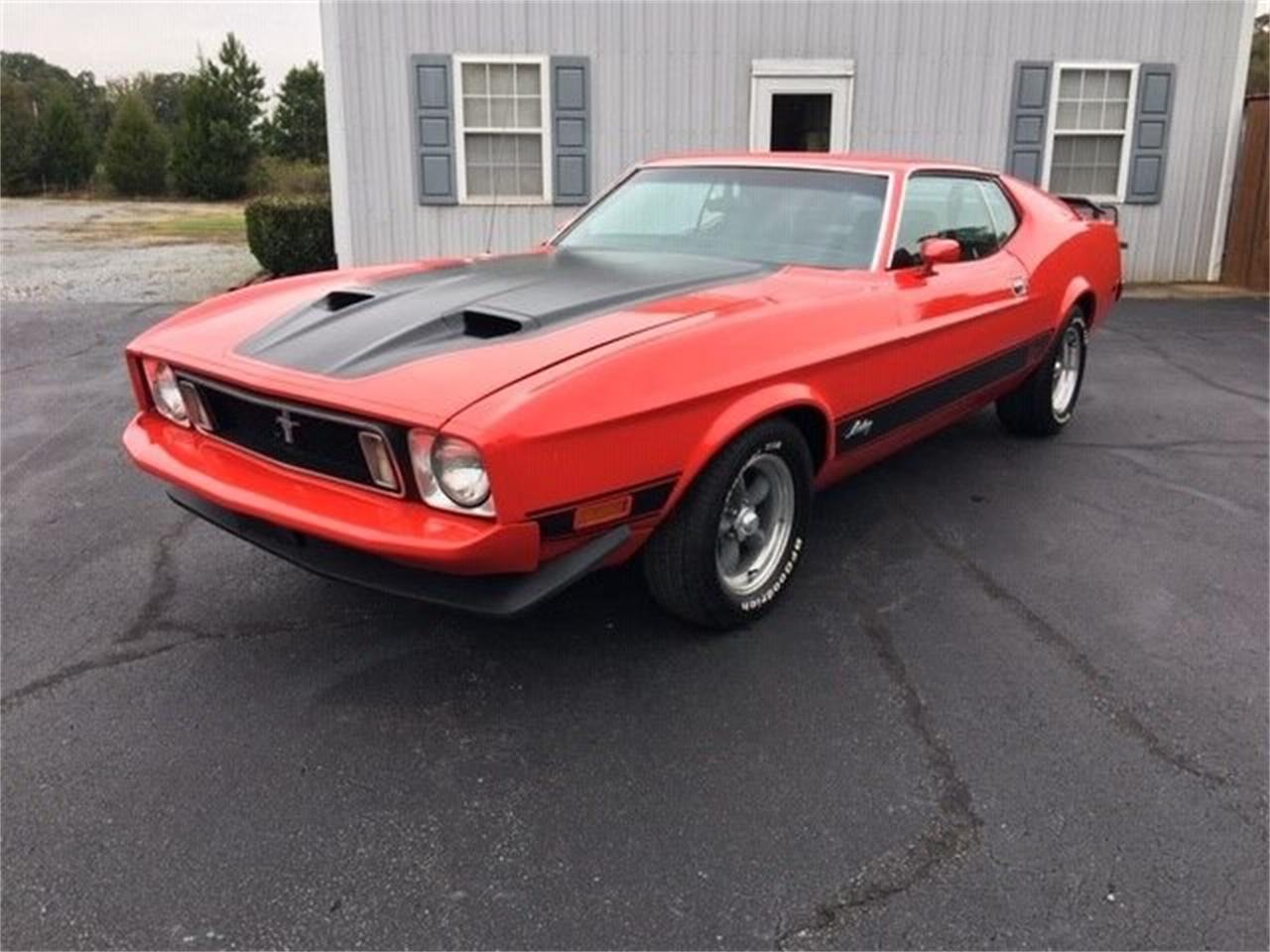 1973 Ford Mustang (CC-1413688) for sale in Greensboro, North Carolina