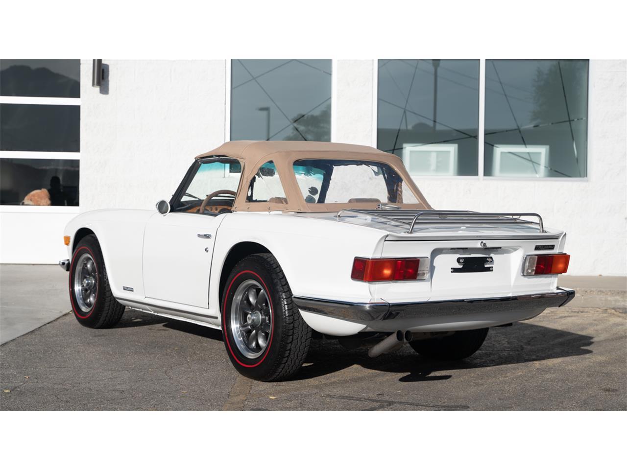 1973 Triumph TR6 (CC-1410370) for sale in Salt Lake City, Utah
