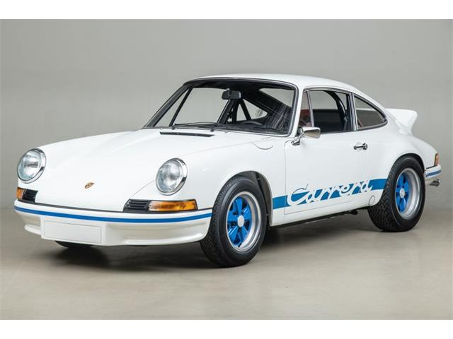 1973 Porsche 911 (CC-1413700) for sale in Scotts Valley, California