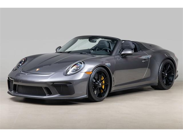 2019 Porsche 911 Speedster (CC-1413705) for sale in Scotts Valley, California