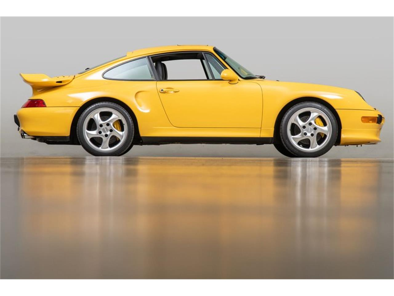 1997 Porsche 993 Turbo S (CC-1413712) for sale in Scotts Valley, California