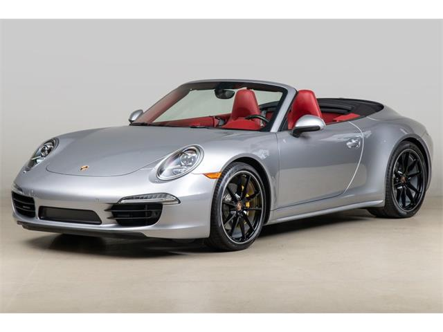 2014 Porsche 911 (CC-1413716) for sale in Scotts Valley, California