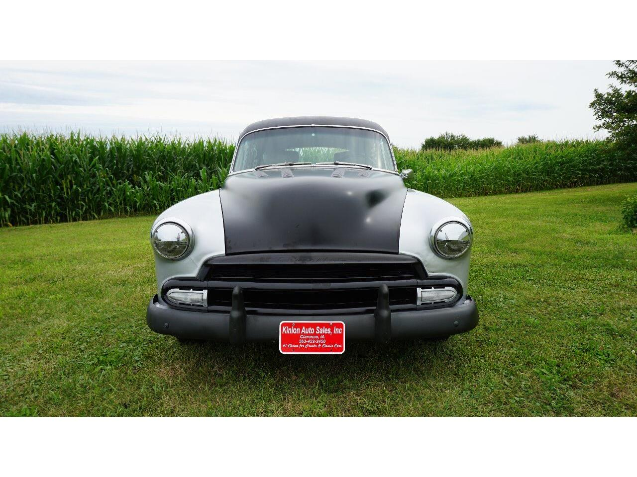 1952 Chevrolet Bel Air (CC-1413722) for sale in Clarence, Iowa