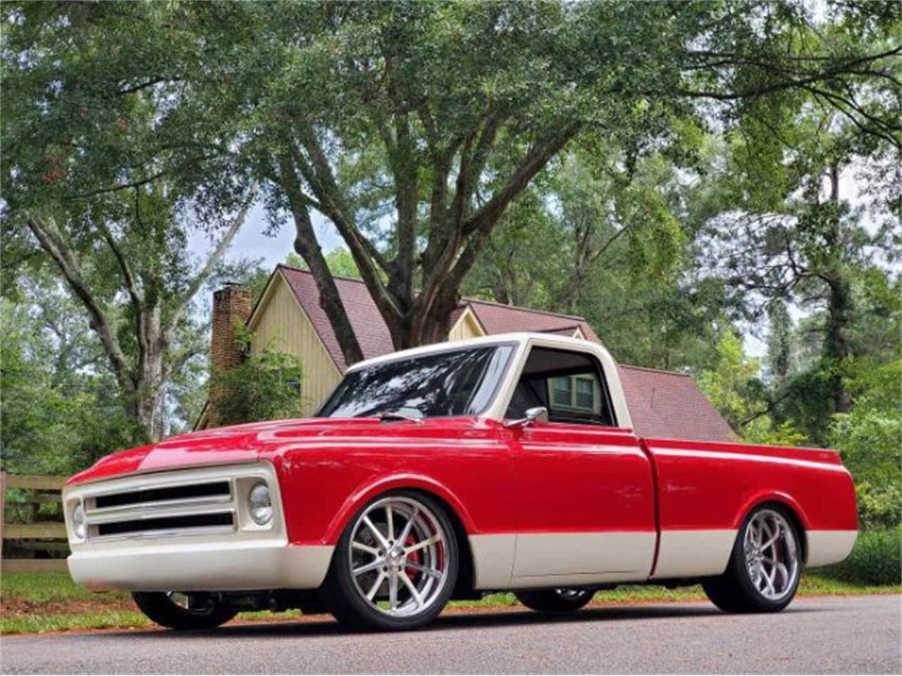 1968 Chevrolet C10 (CC-1413723) for sale in Cadillac, Michigan