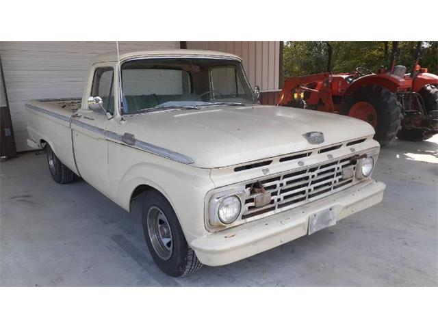 1964 Ford F100 (CC-1413724) for sale in Cadillac, Michigan