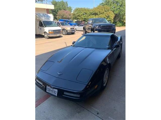 1996 Chevrolet Corvette (CC-1413726) for sale in Cadillac, Michigan
