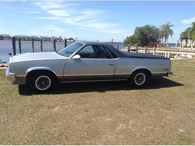 1987 Chevrolet El Camino (CC-1413728) for sale in Punta Gorda, Florida