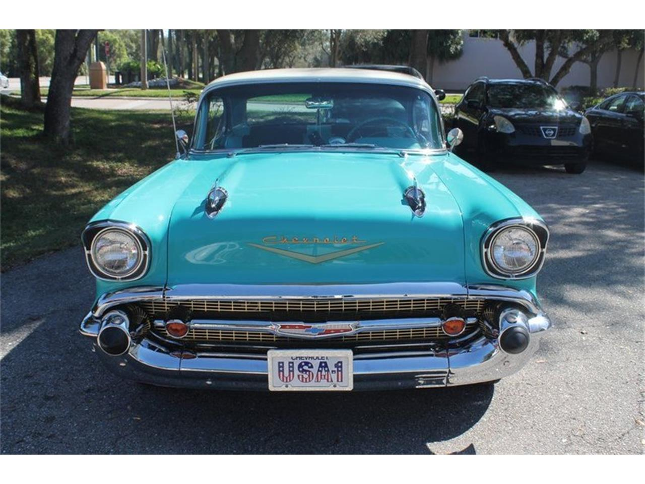 1957 Chevrolet Bel Air (CC-1413736) for sale in Punta Gorda, Florida