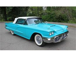 1960 Ford Thunderbird (CC-1413737) for sale in Punta Gorda, Florida