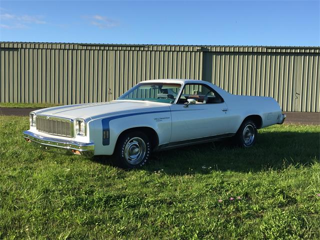 1975 Chevrolet El Camino (CC-1410374) for sale in Vancouver, Washington