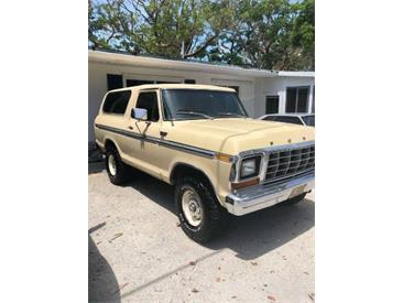 1979 Ford Bronco (CC-1413740) for sale in Cadillac, Michigan