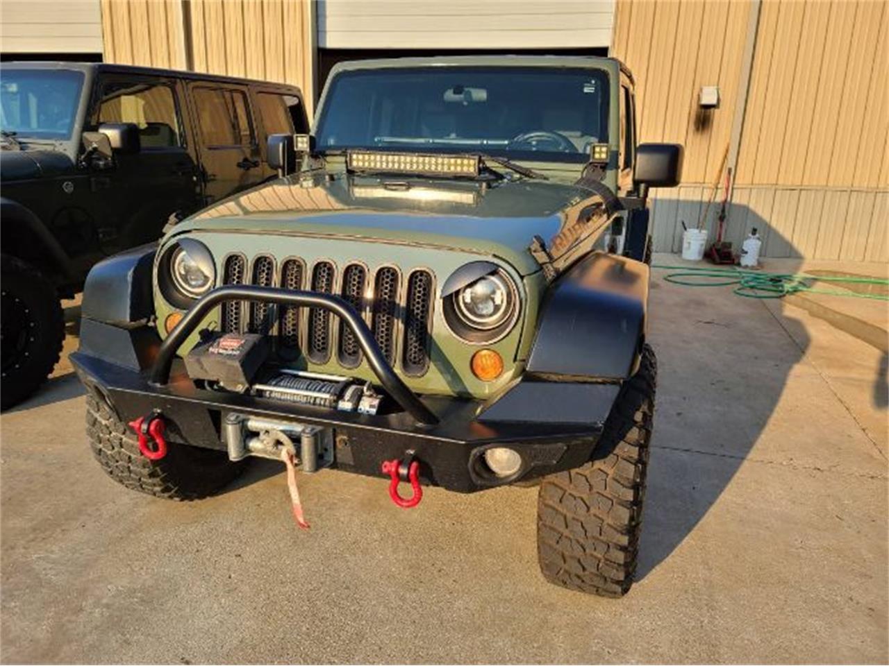 2007 Jeep Wrangler (CC-1413742) for sale in Cadillac, Michigan