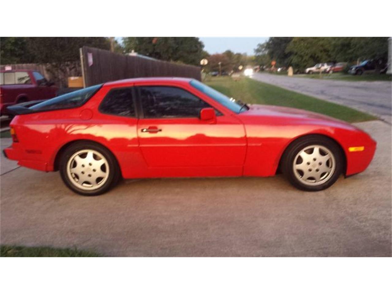 1991 Porsche 944 (CC-1413746) for sale in Cadillac, Michigan