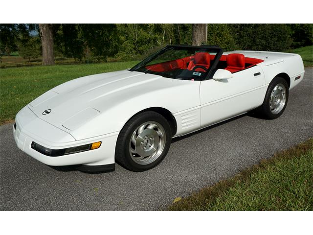 1993 Chevrolet Corvette C4 (CC-1410375) for sale in Asheville, North Carolina