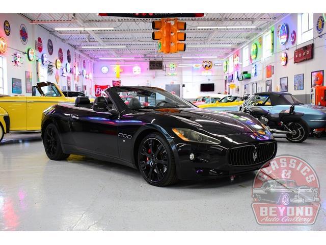 2011 Maserati GranTurismo (CC-1413753) for sale in Wayne, Michigan