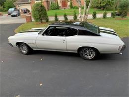 1971 Chevrolet Chevelle (CC-1413757) for sale in Cadillac, Michigan