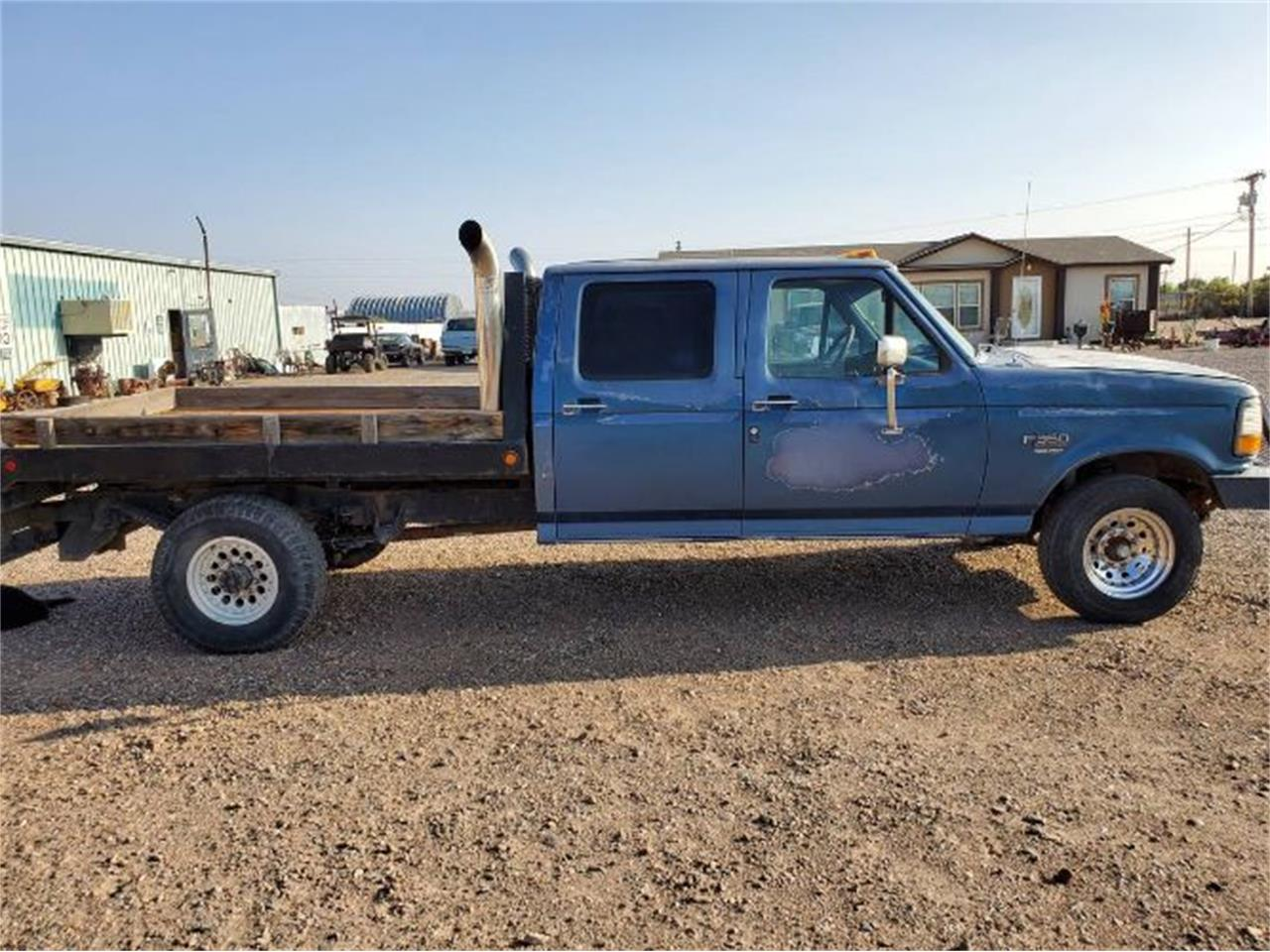 1995 Ford F350 (CC-1413759) for sale in Cadillac, Michigan