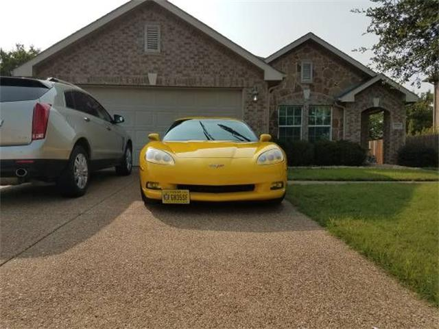 2008 Chevrolet Corvette (CC-1413761) for sale in Cadillac, Michigan