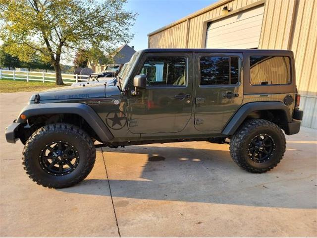 2015 Jeep Wrangler (CC-1413763) for sale in Cadillac, Michigan