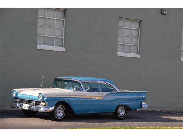 1957 Ford Fairlane (CC-1413766) for sale in Cadillac, Michigan