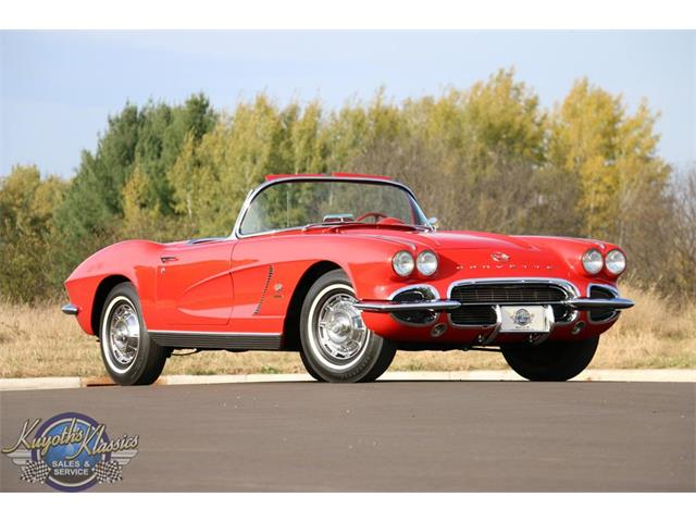 1962 Chevrolet Corvette (CC-1413768) for sale in Stratford, Wisconsin