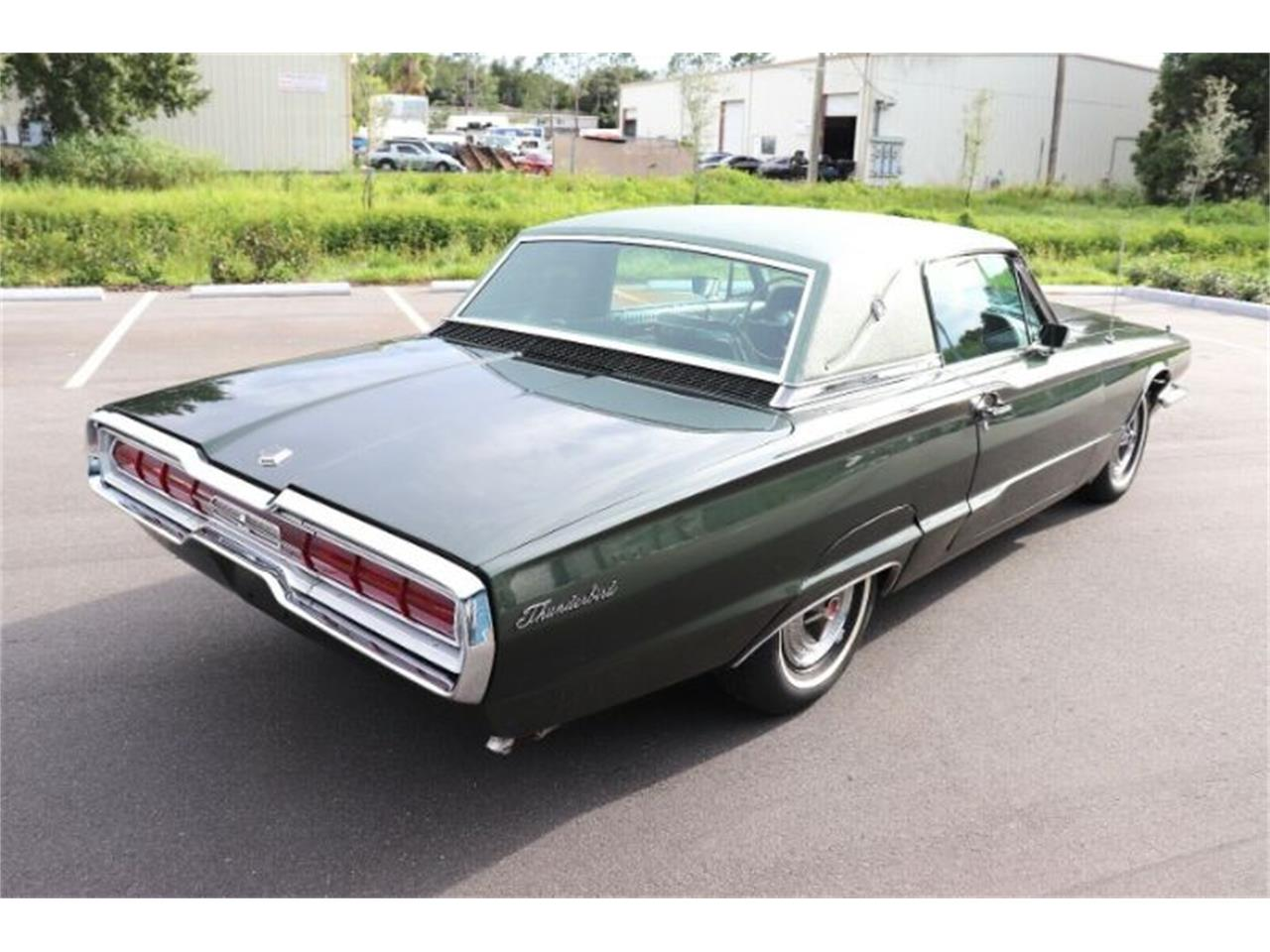1966 Ford Thunderbird (CC-1413769) for sale in Cadillac, Michigan
