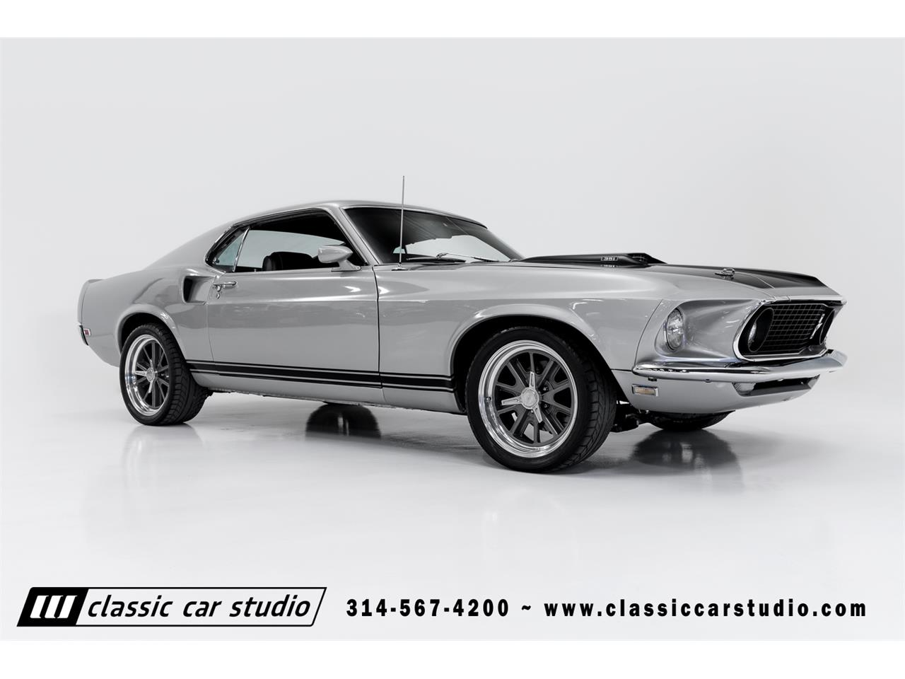 1969 Ford Mustang Mach 1 (CC-1413786) for sale in Saint Louis, Missouri