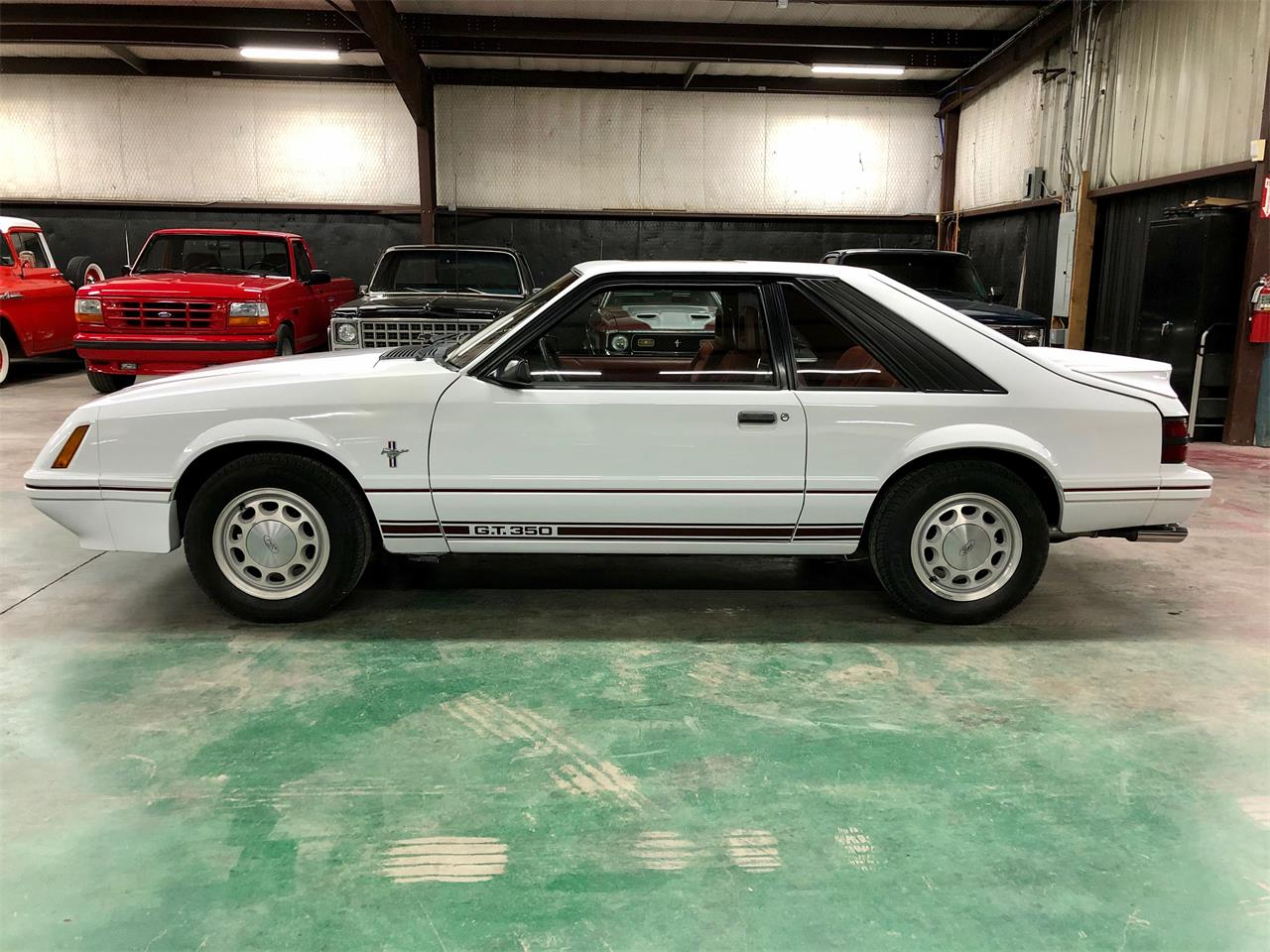 1984 Ford Mustang (CC-1413796) for sale in Sherman, Texas