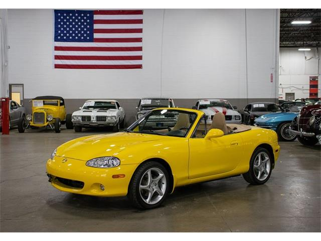 2002 Mazda Miata (CC-1410038) for sale in Kentwood, Michigan