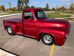 1953 Ford F100 (CC-1413801) for sale in Romeo, Michigan