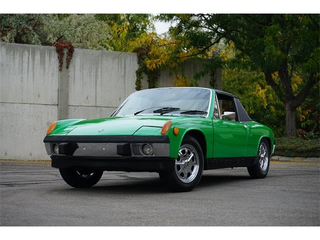 1973 Porsche 914 (CC-1413802) for sale in Boise, Idaho