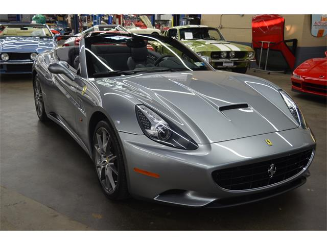 2011 Ferrari California (CC-1413809) for sale in Huntington Station, New York