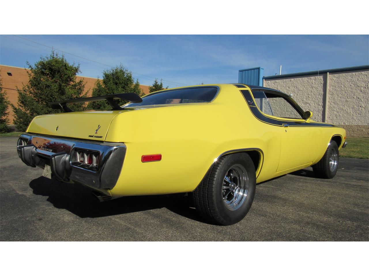 1973 Plymouth Road Runner (CC-1413830) for sale in Milford, Ohio