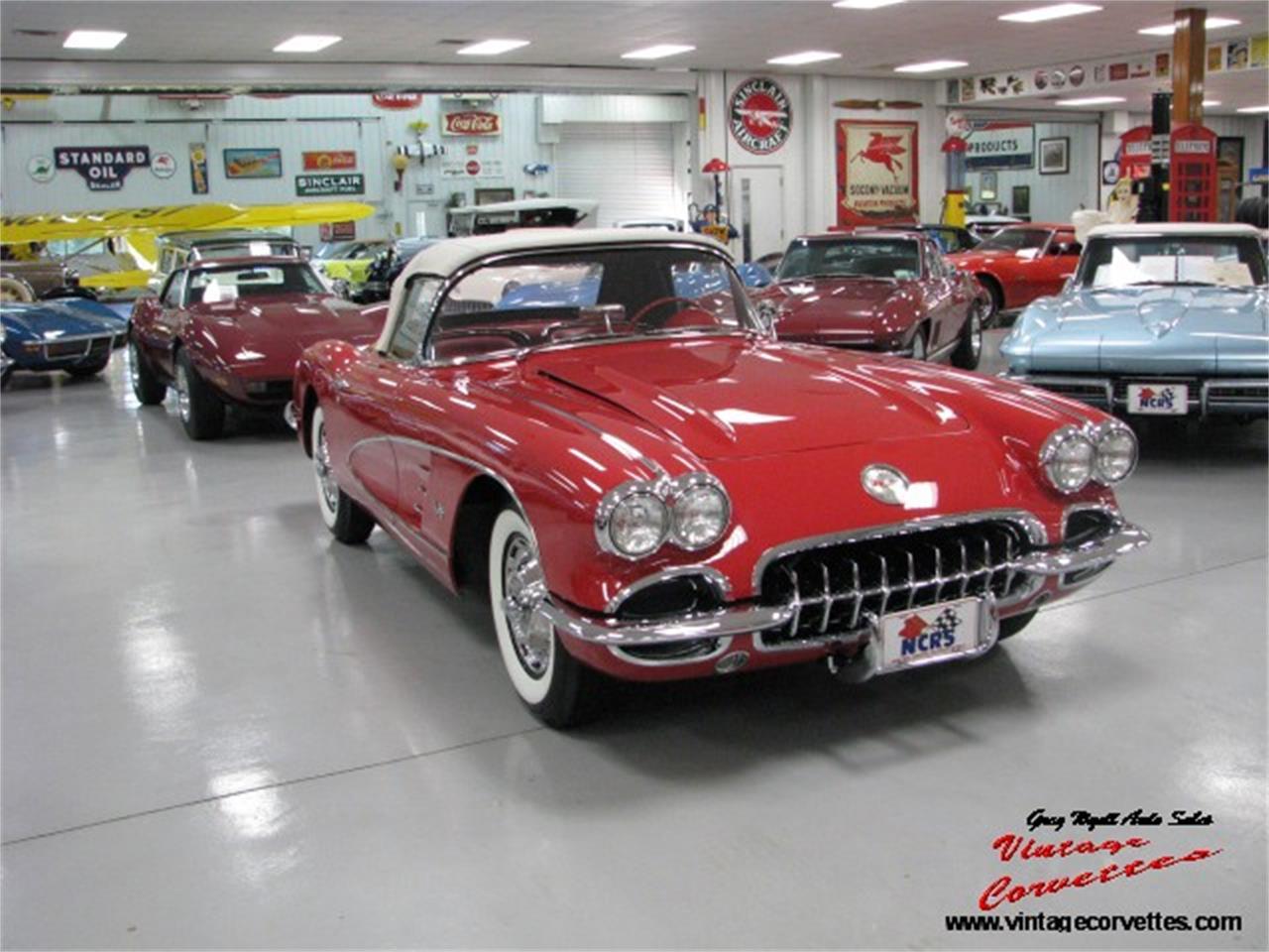 1959 Chevrolet Corvette (CC-1413832) for sale in Summerville, Georgia